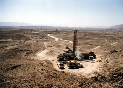 Canadian Nexen, Hadramout, Griffin Energy drilling 18 water wells